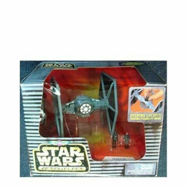 Star Wars Micro Machines Action Fleet 1995 Only Tie Fighter Left