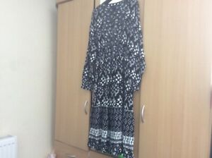 Stunning-Marks-and-Spencer-Collection-dress-special-occassion-dress-size-12