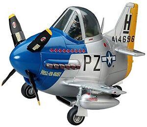 HASEGAWA-60117-Egg-Plane-P-51-Mustang-Limited-Edition