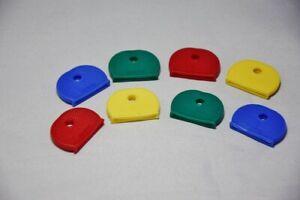 0-86-St-8-Schluesselkappen-Schluesselkappe-Schluessel-Markierung-Kappen-Caps