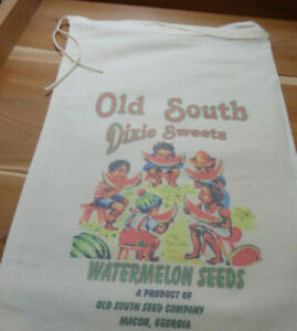RL-12-DIXIE-SWEETS-Flour-Bag-Sack-Feed-Seed-Novelty-Collectible