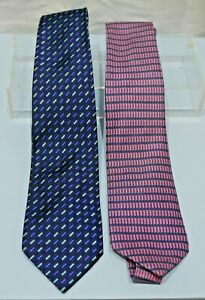 Two Austin Reed Silk Ties Ebay