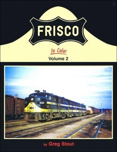 Frisco in Colore, Vol. 2: E-8s, F-Units e Fas  Nuovo Libro