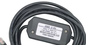 1PC-NEW-USB-KV-USB-KV-Keyence-USB-PLC-programming-cable-KV16-free-shipping-RS8