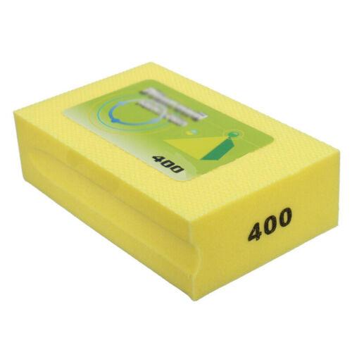 Diamant Hand Polier Pads Glas Stein Marmor Schleifklotz Körnung 60-3000