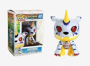 Funko Pop Animation Digimon Gabumon Vinyl Figure Item