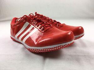 Nuovi Adidas Adizero uomo Fl tacchetti Hj taglie multiple Red r5qr7zPxw