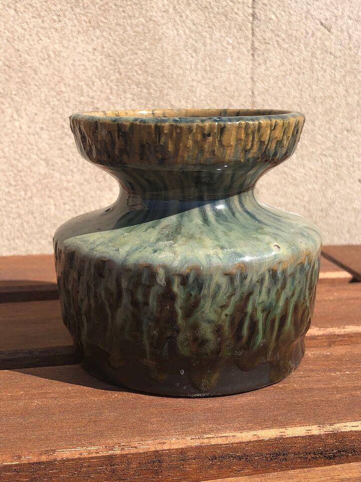 Keramik, Vase, Ernst Foy