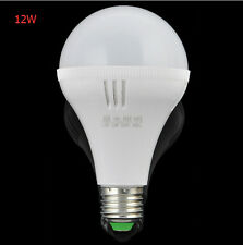 3W 5W 7W 9W 12W E27 Warm Cool White LED Light Lamp Globe Bulb Energy Saving 220V