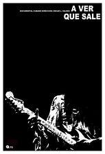 "11x14""Decoration Poster.Interior room design.Guitar Player.A ver que sale.6598"