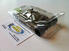 """1/24  SLOT CAR BODY HIGH DOWN FORCE SUNSET BODIES GT WEDGE 4"""" #4058 with Mask"""