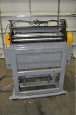 36 X 135 Press Room Equipment Servo Feeder 020 135 Thickness Capacity 3