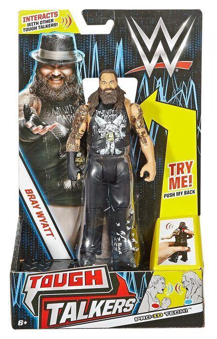 WWE Tough GRAN Parlatori BRAY WYATT