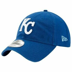 0159b40a0bb Kansas City Royals New Era 9TWENTY MLB Core Classic Adjustable ...