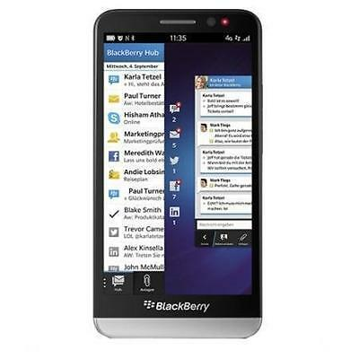 Blackberry Z30 16GB - Black (Unlocked) Smartphone Excellent Condition Grade A