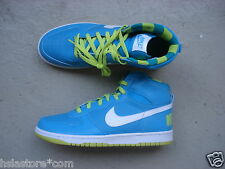 Nike Air Big High 45 Turquoise/LIme Green