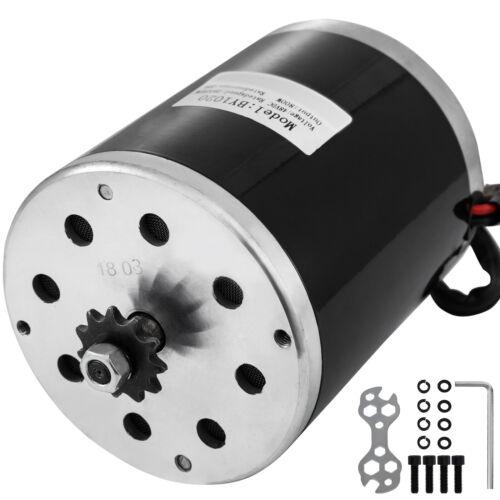 Bürstenmotor 48V DC Elektromotor 800W 2800U//min Dirt Quad Elektrofahrrad E-ATV