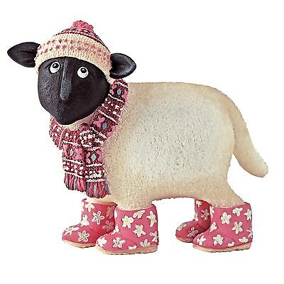 Heather Ewe and Me Sheep Toni Goffe Border Fine Arts Figure Ornament 9.5cm A6111