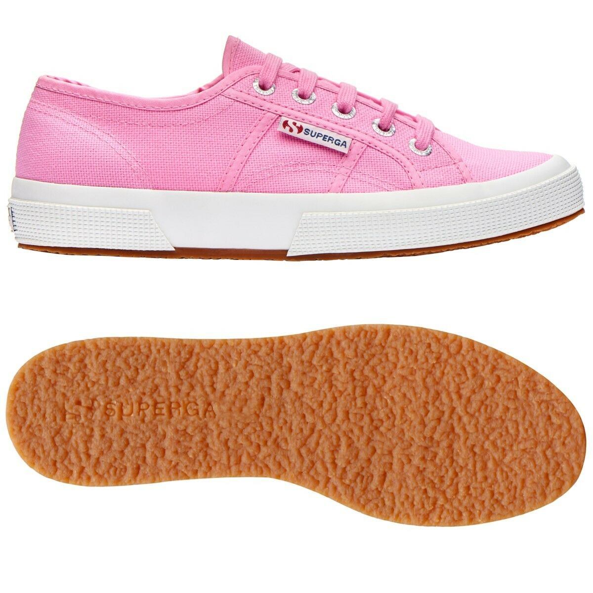 Superga 2750 Cotu Classic Fashion Sneakers Women's - Begonia Pink S000010 V28