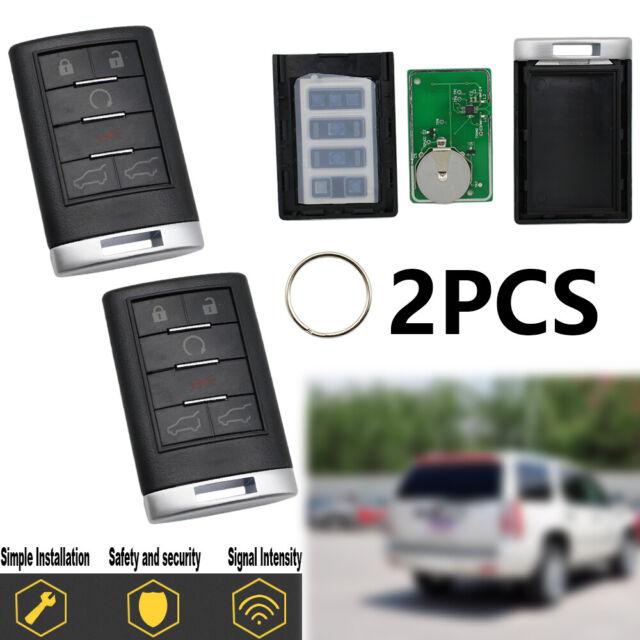 2PCS For 07-14 Cadillac Escalade & Chevrolet GMC