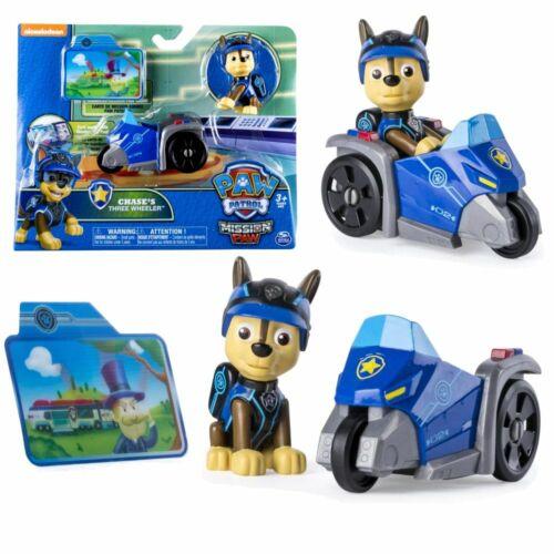 Mission PawAuswahl Mini Fahrzeuge mit Spiel-FigurPaw Patrol