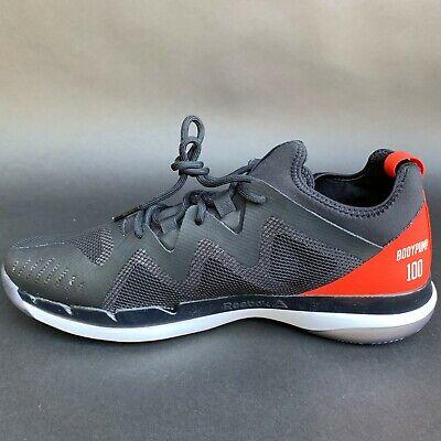 Reebok Studio Fitness Mills Men's Training Shoes BlackCaroteneWhite SZ 10.5 US   eBay