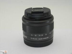 Canon-EF-M-15-45mm-For-3-5-6-3-Is-Stm-Zoom-Lens-For-Digital-System-Camera-Aps-C