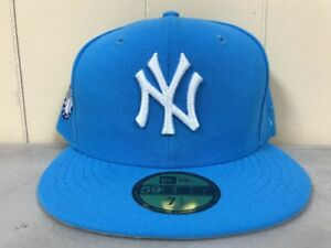 Brand New New Era 7 3 8 New York Yankees Fitted Hat  c2b3b1219e6
