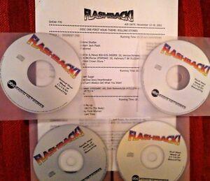 Image is loading Radio-Show-FLASHBACK-3-5-07-FOREIGNER-KANSAS- & Radio Show: FLASHBACK! 3/5/07 FOREIGNER KANSAS DON HENLEY LED ...
