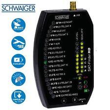 Schwaiger sf9002 HD Professional installazione Satellite Finder metro