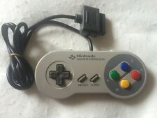Super Famicom Official Nintendo Controller Pad SHVC-005 (use On Snes)