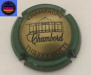 Capsule De Champ Hotte Thierry Cuvée Belge Chambord Or, Noir Ctr Vert N°7 Cote 5 Wrge4rcq-08002350-380551079