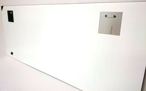 HD GlasBild EG4100502126 WASSERFALL LAGUNE FARBIG LA Wandbilder XL 50 x 100 cm
