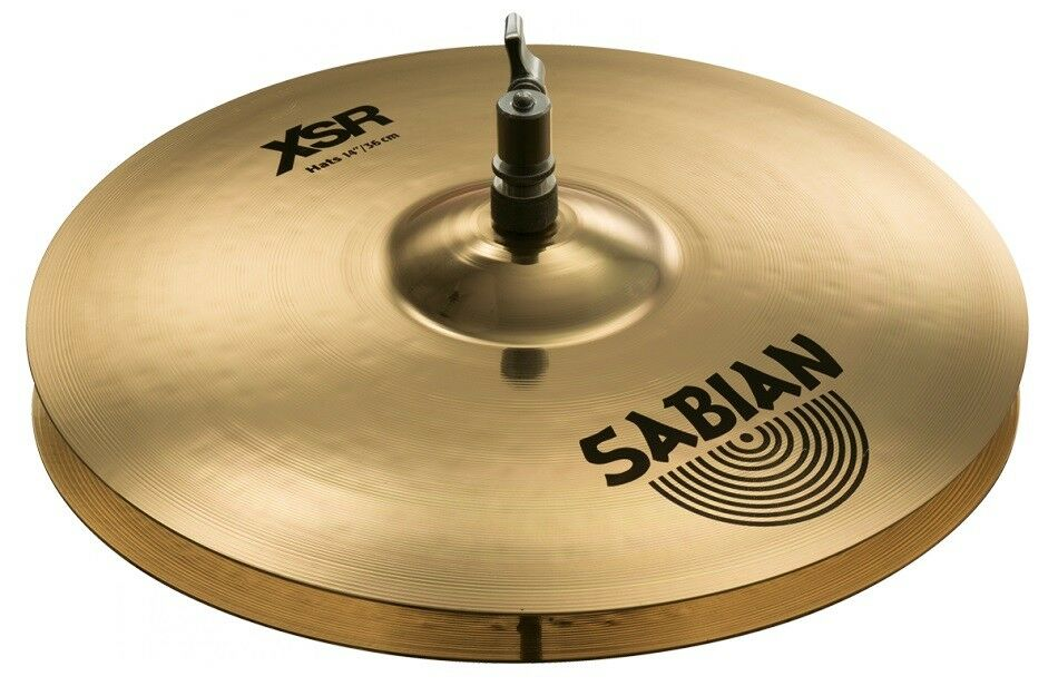 Sabian XSR Medium HiHat 14'' 14'' 14'' - Brilliant dd348a