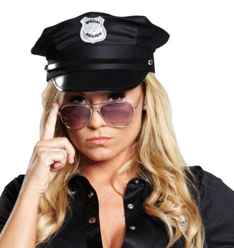 SPECIAL POLICE POLIZIA BERRETTO per Signore e Signori NUOVO-CARNEVALE CAPPELLO müt