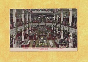 NJ-Newark-1908-19-antique-postcard-INTERIOR-OF-HAHNE-STORE-GRAND-COURT-JERSEY