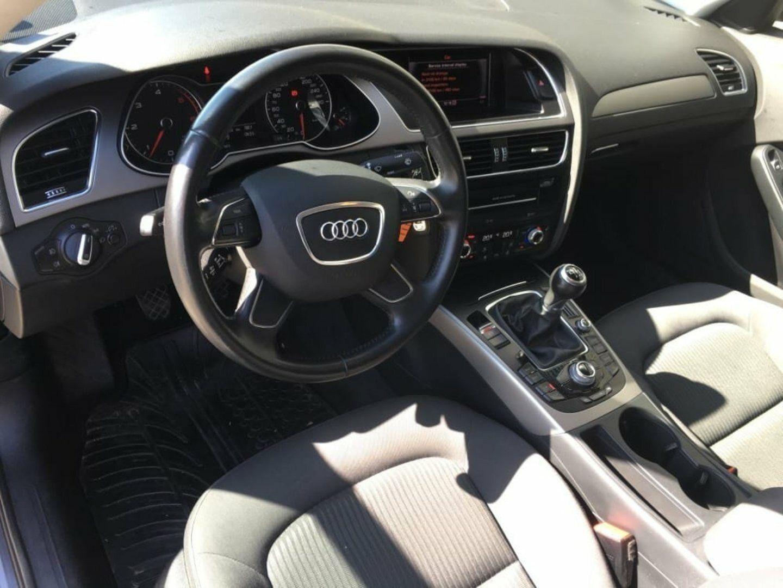 Audi A4 TDi 136