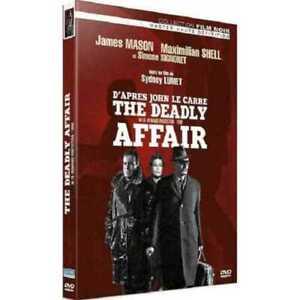 DVD : The deadly affair M15 demande protection - NEUF