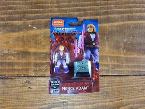 Mega-CONSTRUX-He-man-Masters-of-the-UNIVERS-PRINCE-ADAM-Mini-Figure
