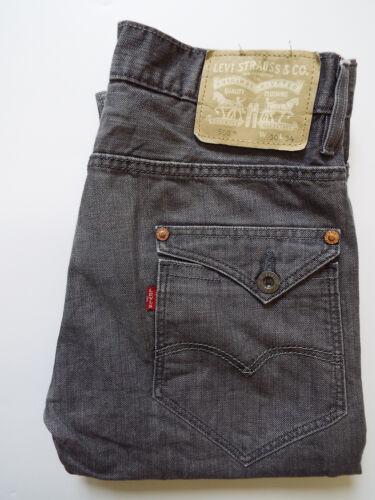 Grey Levi's L34 Herren Strauss Leg Jeans W30 508 Levg941 Mid Tapered ZZYrxzq