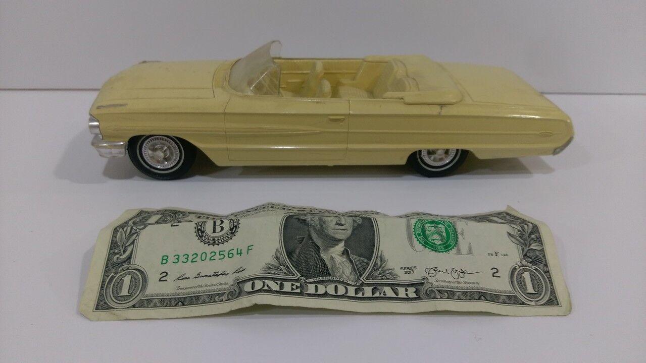 1964 ford galaxie 500 xl - cabrio - promo