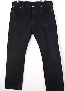 Levi's Strauss & Co Hommes 501 Jeans Jambe Droite Taille W36 L32 BBZ617
