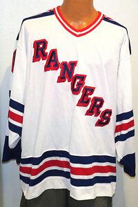 vtg-NEW-YORK-RANGERS-Cosby-CCM-Jersey-XL-90s-Custom-00-034-Crotchy-034-ny-nhl-white