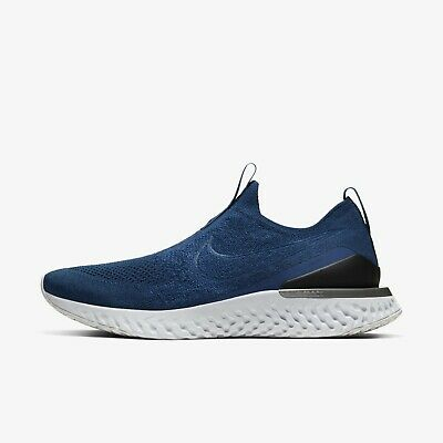 Nike Epic Phantom React Flyknit Shoes Sneakers Coastal Blue BV0417 402 Size 7 13 | eBay
