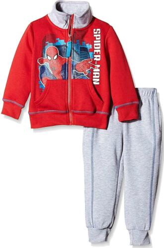 Garçons Marvel Spiderman Survêtement HO1250 Jogging Set