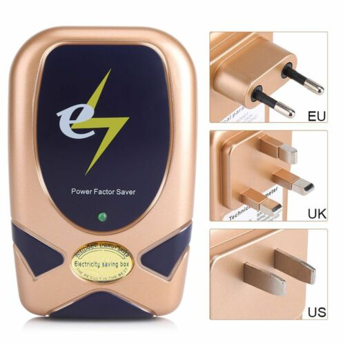 Energy Saver Device Home Smart Power Factor Saver Electricity Saving Box Hot Gr