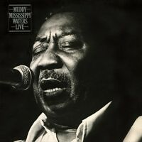 Muddy Waters - Muddy 'mississippi' Waters-live [new Vinyl] Holland - Import on Sale
