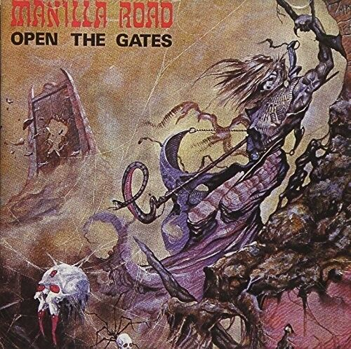 Manilla Road - Open The Gates [New CD] Argentina - Import