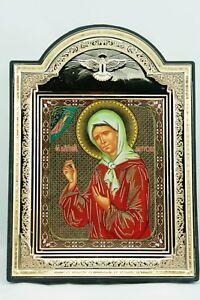Matrona Moscow Icon Матрона Икона ikone