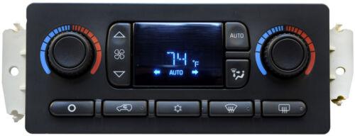 HVAC Climate Control Module Dorman 599-009 Reman Fits Silverado Sierra Yukon